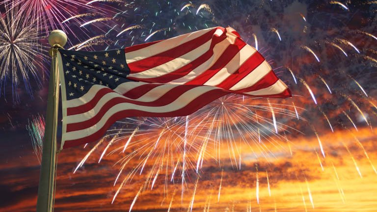 Hire Taxi for American Independence Day Celebrations - Cambrudge UK AIrport Transfers - Tranfers 4U