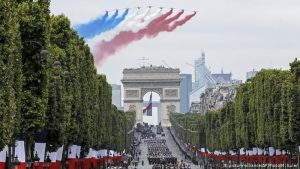 Hire UK Taxi for Bastille Day on July 14, 2021 - Transfers 4U - Cambridge Airport Transfers