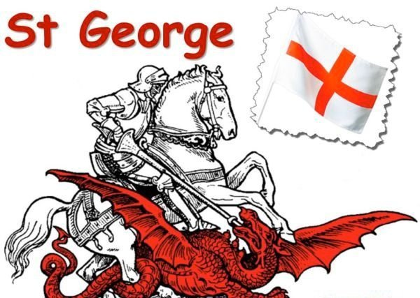St. George's Day in the United Kingdom from Transfers 4U - Cambridge Airport Transfers