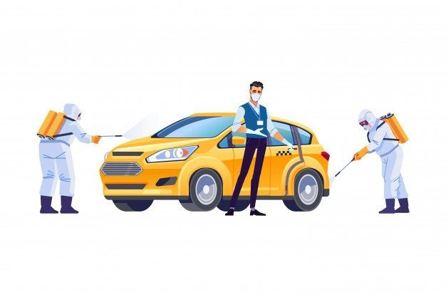 The Safety Procedures We Take to Ensure Our Cars are Disinfected - Transfers 4U