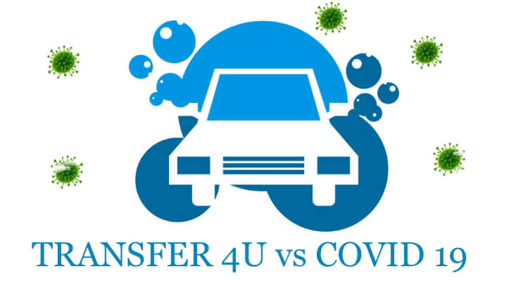 How to clean your car to reduce the risk of coronavirus? Cambridge Airport Transfers
